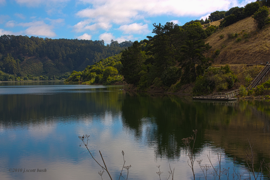 lake chabot j scott bush