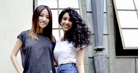 Cal Street Style: Danielle and Mashael
