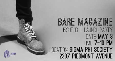 Issue 13 Launch Party