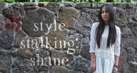 Style Stalking Shane