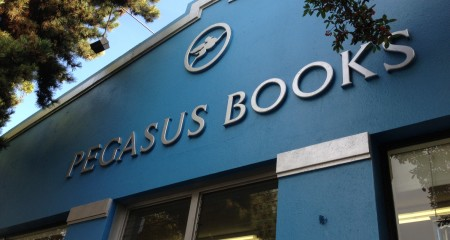 REVIEW: Pegasus Bookstore