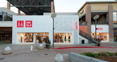 UNIQLO in our back yard