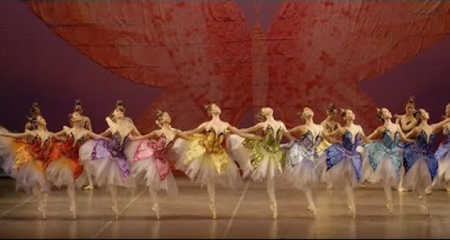 Shanghai Ballet The Butterfly Lovers – Feast of Colors