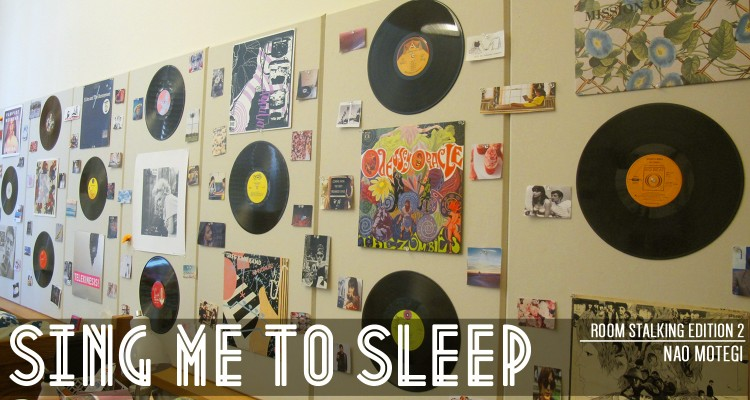 Room Stalking: Sing Me to Sleep
