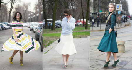 Fashion Week's Streetstyle – Milan