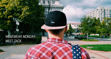 Menswear Mondays: Meet Zack