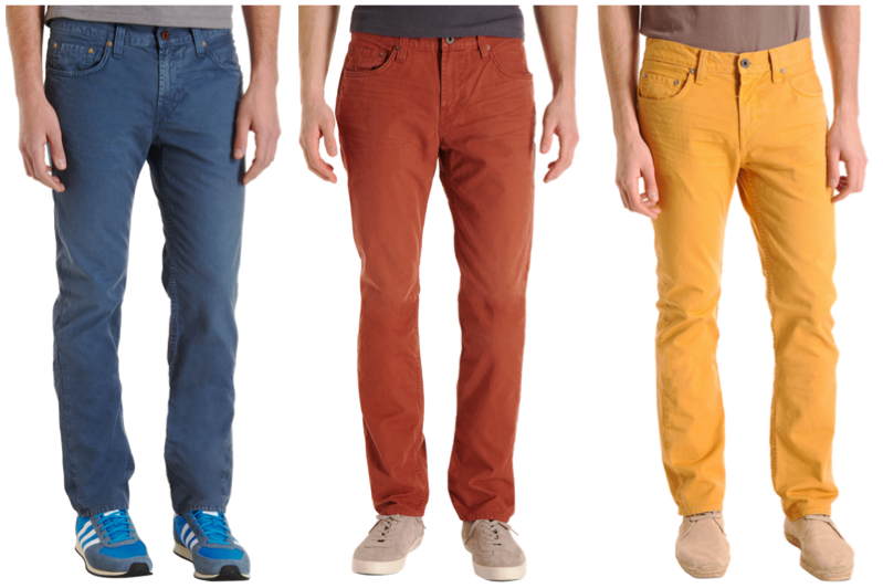 Free shipping BOTH ways on mens jeans colored, from our vast selection of styles. Fast delivery, and 24/7/ real-person service with a smile. Click or call