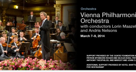 Concert Review: The Vienna Philharmonic at Zellerbach Theatre